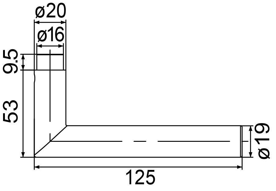 Poignées de porte Velours-Line MEGA 32.235