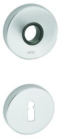 Rosette per maniglie e bocchette per chiavi HEWI