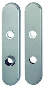 Garnitures des entrées de porte de protection HOPPE 3331E/3310