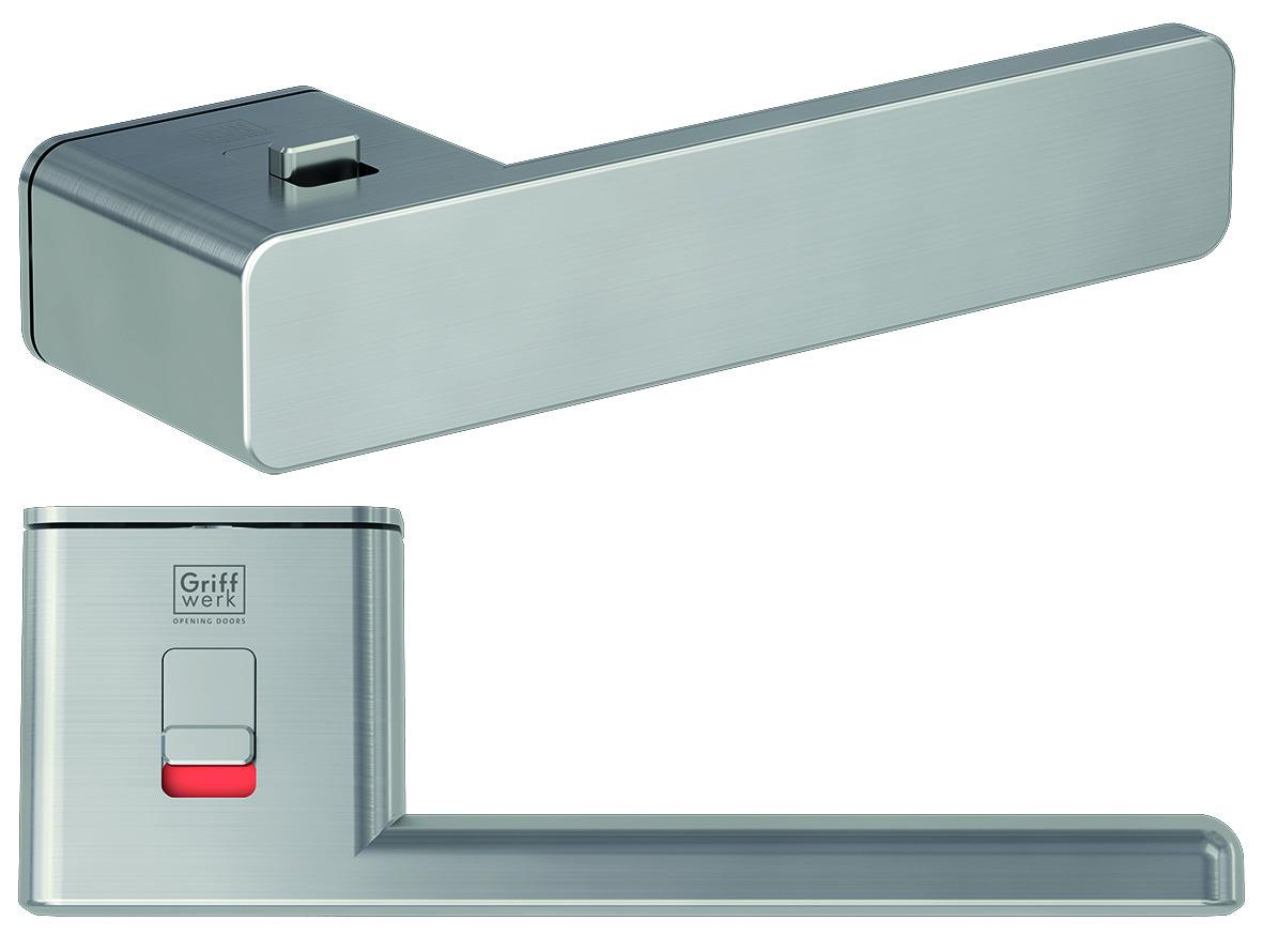 Garnitures de poignées de porte GRIFFWERK R8 ONE smart2lock