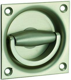 Poignées à cuvette pour portes coulissantes KWS