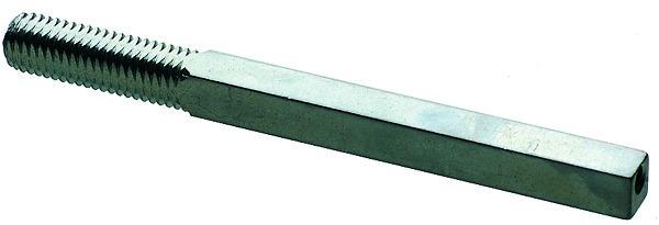 Tiges d'assemblage pour serrures avec levier GLUTZ 5910 M 10