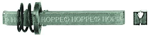 Tige serrure à levier HAGER 60.1918