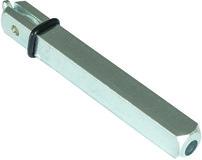 Wechselschloss-Verbindungsstifte GLUTZ 59120 mit Wippe