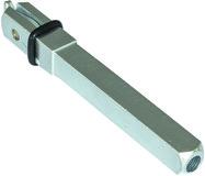 Wechselschloss-Verbindungsstifte abgesetzt GLUTZ 59121 mit Wippe