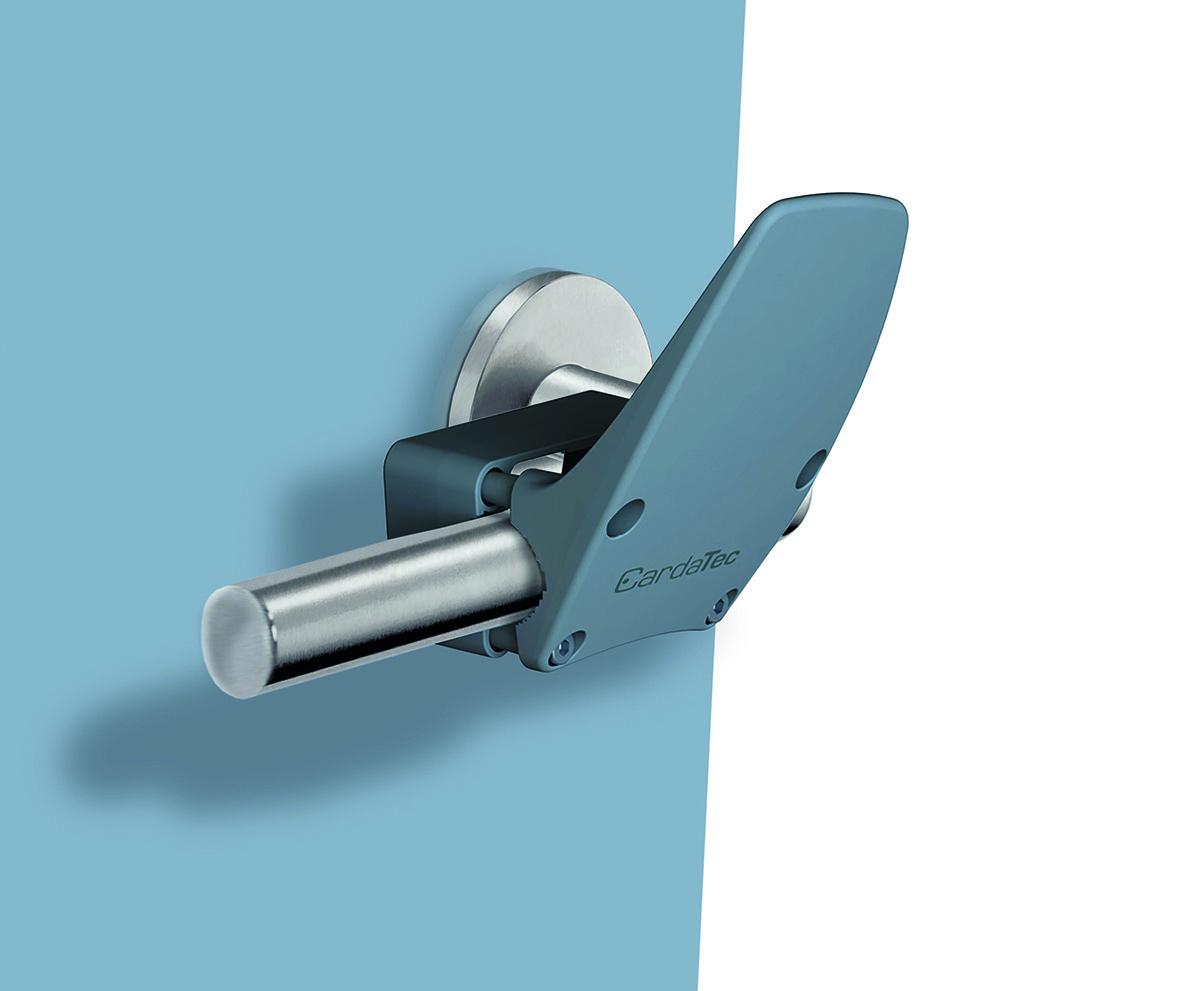 Hygiene-Türgriffadapter CardaTec® H1