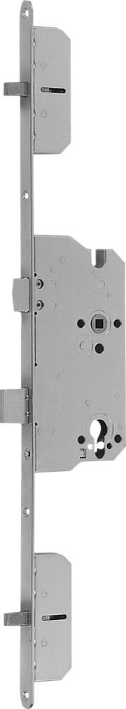 Serrures multipoints GLUTZ MINT 18936 pour ferrements électronique