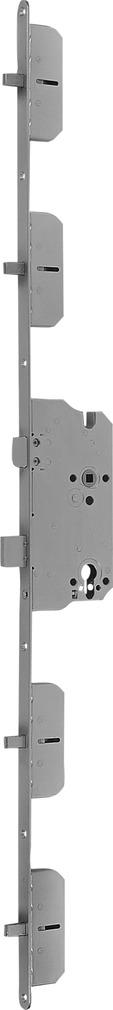 Serrures multipoints GLUTZ MINT 18956 pour ferrements électronique