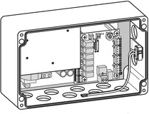 Platine de commande de serrures DORMA SVP-S 34 DCW pour SVP 2000