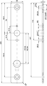 Cartelle interne per eBar MSL 5996