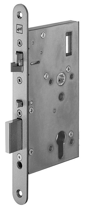 Serrures antipaniques à verrouillage automatique eff-effversion motorisée 509X