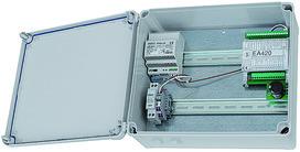 Comando per serratura motorizzata eff-eff 509X / 529X
