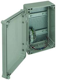 Industriegehäuse für Netzteil und Steuergeräte