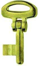 Clés avec anneau mobile pour jeu pour portes coulissantes HOPPE