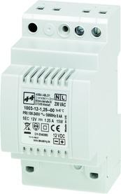 Alimentatore per montaggio su guida DIN NTH-12-1.25