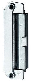 Squadretti di battutaacciaio color argento, per sistema S+R 5000, viti di fissaggio inclusecompatibile con i sistemi di apertura elettromeccanici come HETTICH easys, GRASS Sensomatic e BLUM Servo-Drive