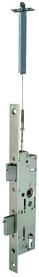 Serratura d'infilare di sicurezza antipanico telaio tubolare MSL DELTA 19566 PBa-SV-ZF