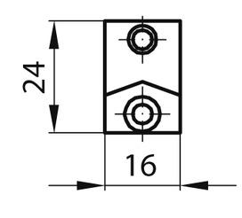 Kit di linguette di fissaggio MSL ZBV-19421