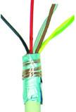 Kabel, abgeschirmt
