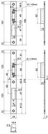 Controcartelle piane MSL BV-24421 VariFlex