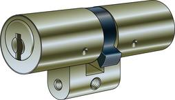 Doppelzylinder Kaba 8 Typ 1515/1515 A