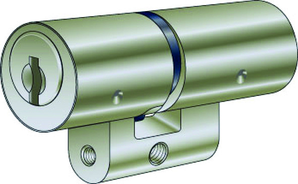 Doppelzylinder Kaba 8 Typ 1515 A
