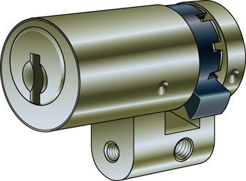 Demi-cylindres Kaba 8 type 1514