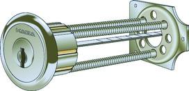 Cylindres extérieurs KABA type 1007