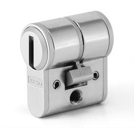 Cilindro corto profilato KESO tipo 21.43C/41.43Y