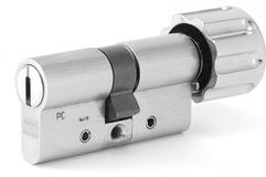 Cylindres avec bouton tournant profil Hahn KESO 2000