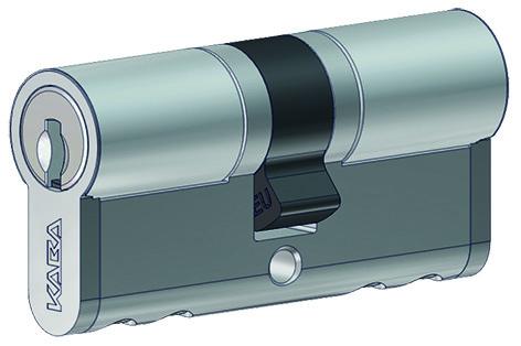 Cylindre double Euro KABA 20 type M1415