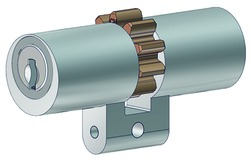 Doppelzylinder Kaba 20 Typ M1515 H