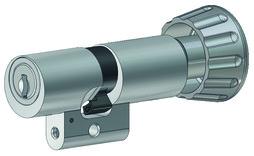 Drehknopfzylinder Kaba 20 Typ M1519 A