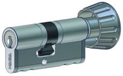 Cylindres doubles avec bouton tournant Kaba 20 M1419 A