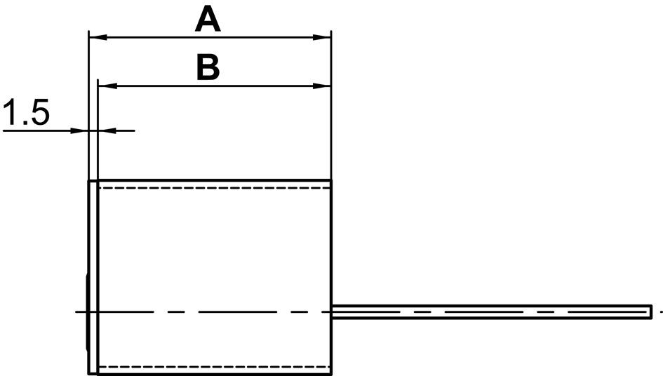Cylindres extérieurs Kaba star type M1508 B