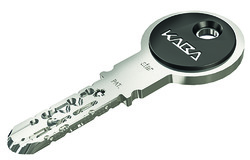 Clés pour cylindres Kaba star cross SMEC-BE000, d'usine