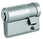 Profil-Halbzylinder GLUTZ mAccess Typ 81175 Basic Schliessung 5000