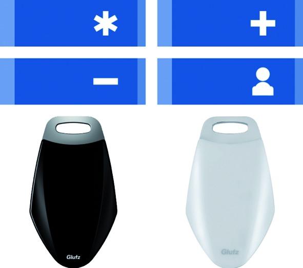 Kartenprogrammier-Set GLUTZ eAccess