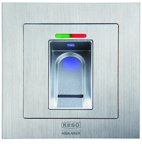 Zutrittssystem KESO Biokey