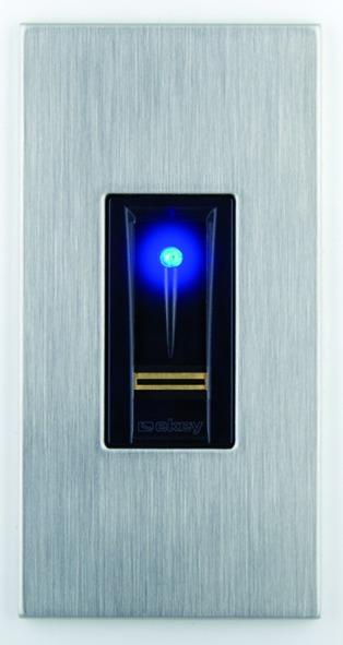 Biometrisches Fingerprintsystem ekey