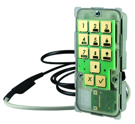 Codetastatur ekey home keypad Integra 2.0