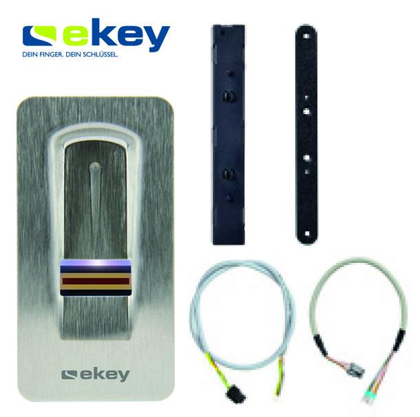 Kit ekey Home arte Biometria Bluetooth