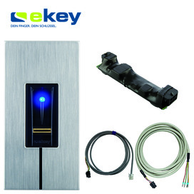 Kit ekey Home Biométrie Bluetooth avec RFID
