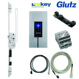 Kit ekey Home Biométrie GLUTZ MINT SVMeco
