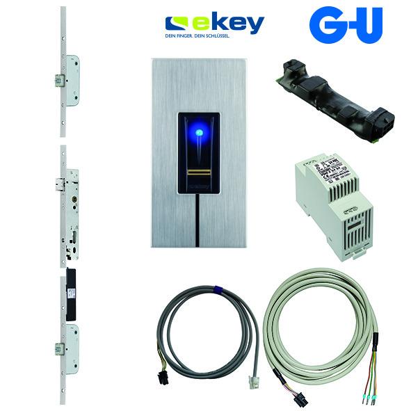 Kit ekey Home Biométrie GU Secury