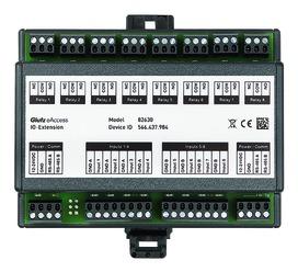 I/O-Extender GLUTZ 8R8I eAccess 82630