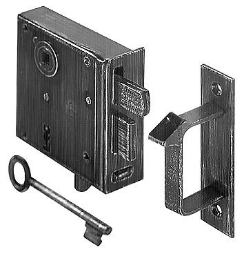 Serrature porta camera HAGER 10.423