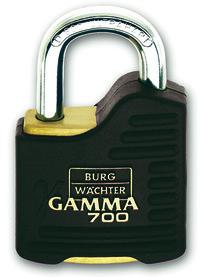 Cadenas BURG-WÄCHTER 700 Gamma