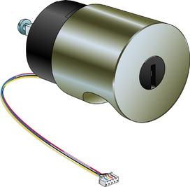Pomelli girevoli con cilindro Kaba elostar tipo 3413EL