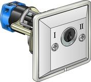 Schlüsselschalter Kaba elostar Typ 1518EL